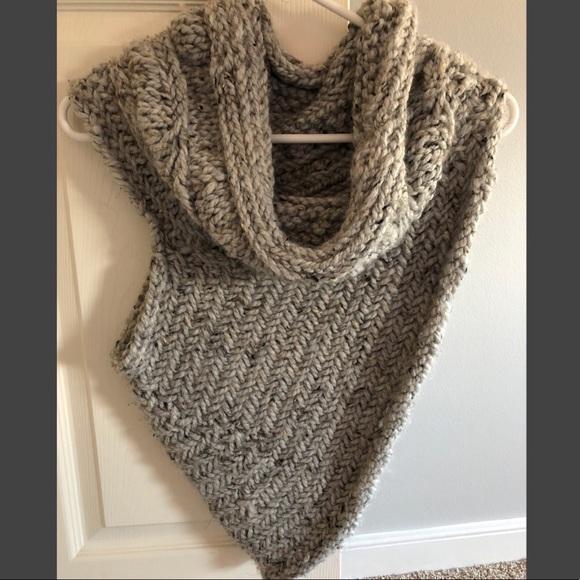Handmade Accessories Hand Knit Katniss Cowl Poshmark